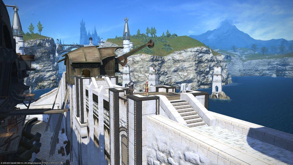 Ten Ton Hammer | FFXIV: A Realm Reborn vs  World of Warcraft