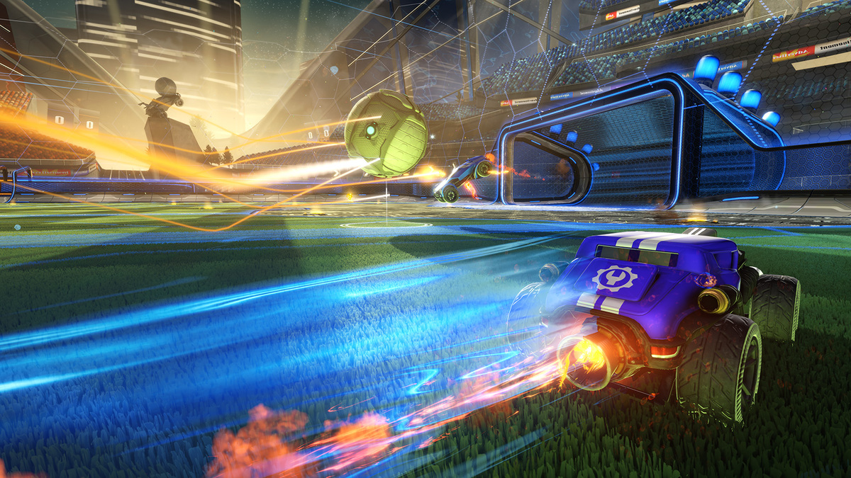 Rocket League Cars Best To Worst