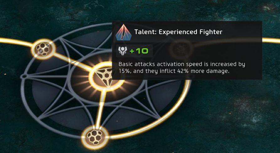 skyforge talent slots