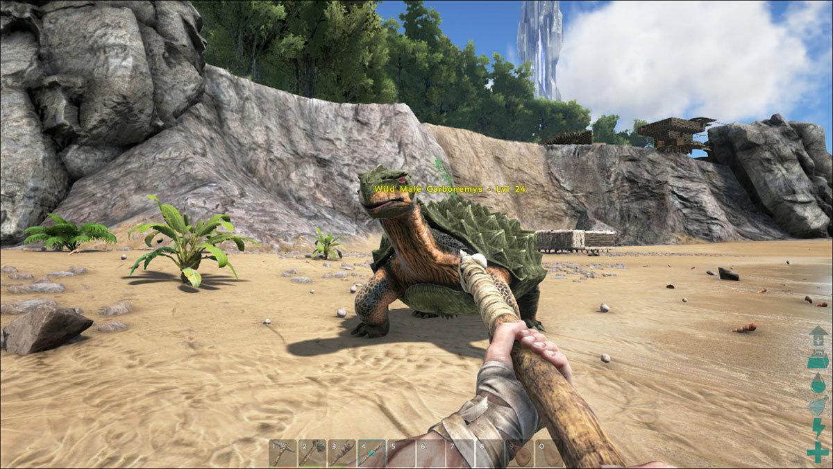 Ten Ton Hammer | Fastest Ways to Level in Ark: Survivor Evolved