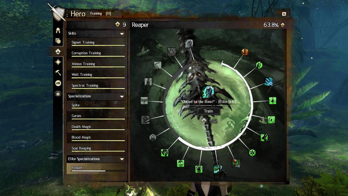 Imagini pentru guild wars 2 specializations