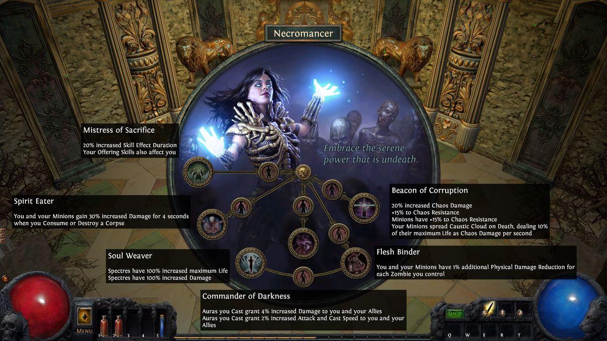 Poe Build Editor