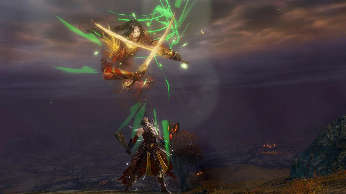Tempest Dagger Build Gw