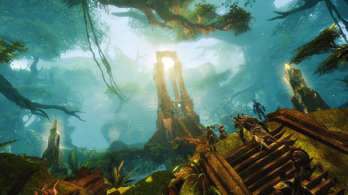 Ten ton hammer guild wars 2 exclusive interview colin johanson with the state of guild wars 2 today and knowing its only going to get better with heart of thorns is very exciting to think about for our future malvernweather Choice Image
