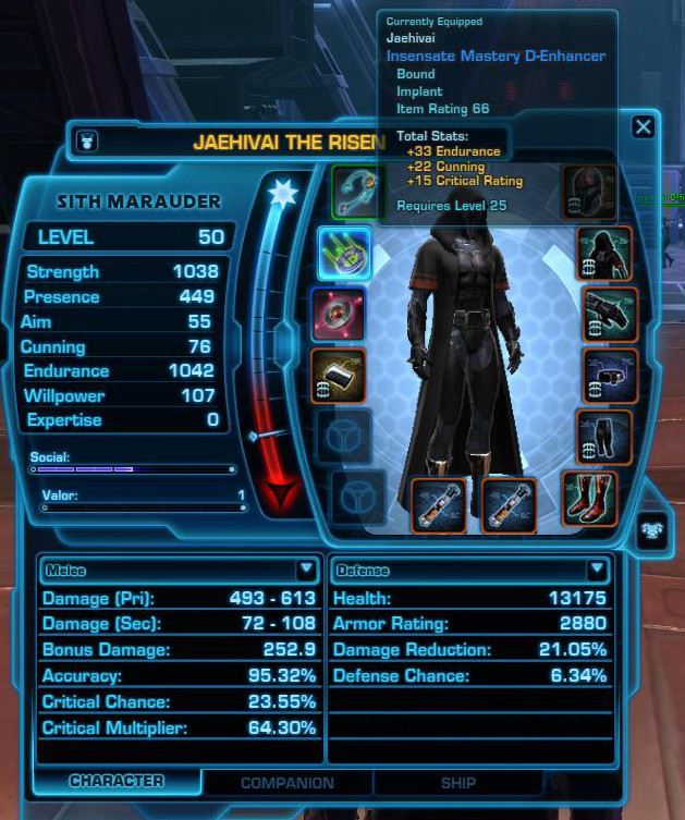 Ten Ton Hammer | SWTOR: The Good, The Bad and the Class