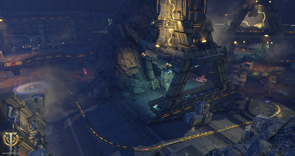 Ten Ton Hammer | Skyforge PvP System Preview