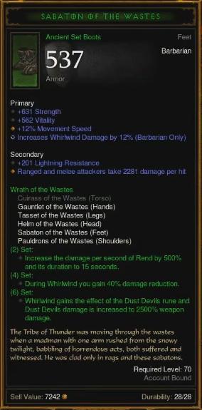 Ten Ton Hammer | Diablo 3 Barbarian Speed Farming Guide - No Crazy