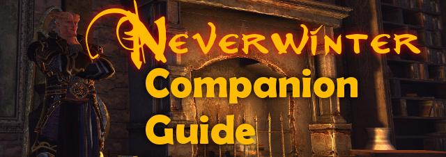 Ten Ton Hammer | Neverwinter Companion Guide