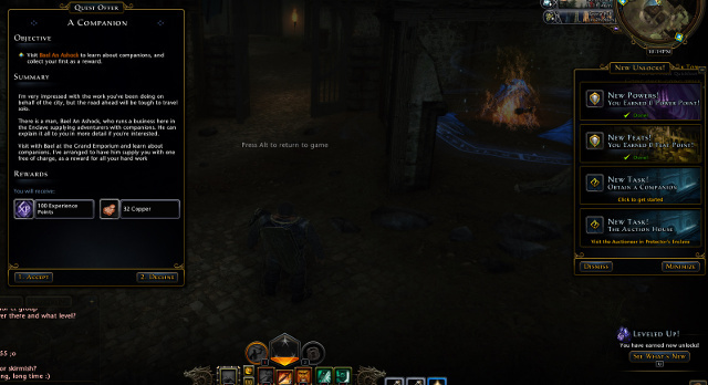 Ten Ton Hammer | Neverwinter Companion Guide