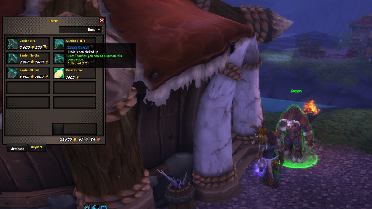 Ten ton hammer guide to garrison building battle pets of this building by collecting 500 draenic seeds obtained from herbalism nodes in draenor then purchasing the level 3 blueprint for 1000 gold malvernweather Image collections