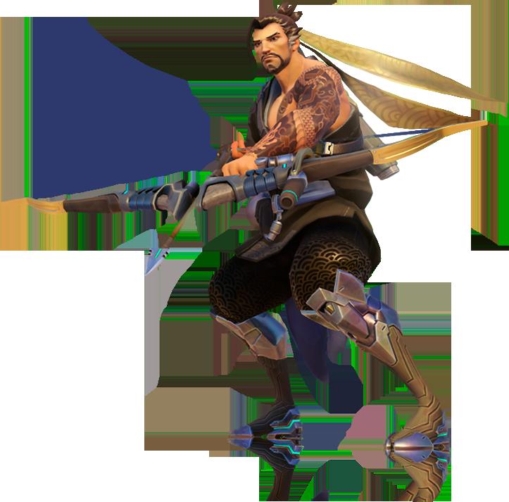 Ten Ton Hammer   Overwatch: Hanzo Hero Guide
