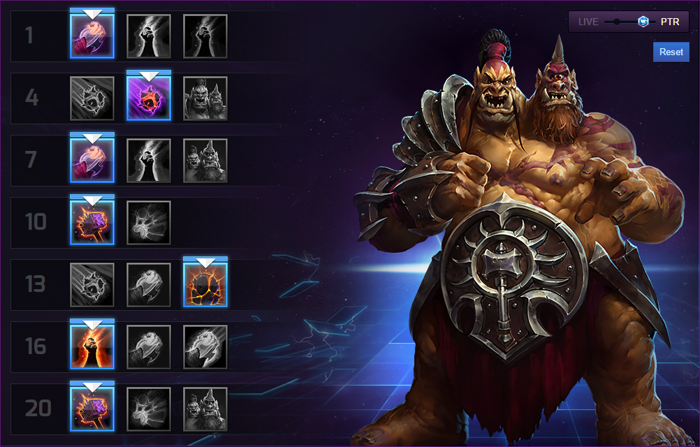 heroes of the storm how to get cho gall