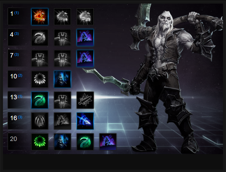 Heroes Of The Storm Build Xul