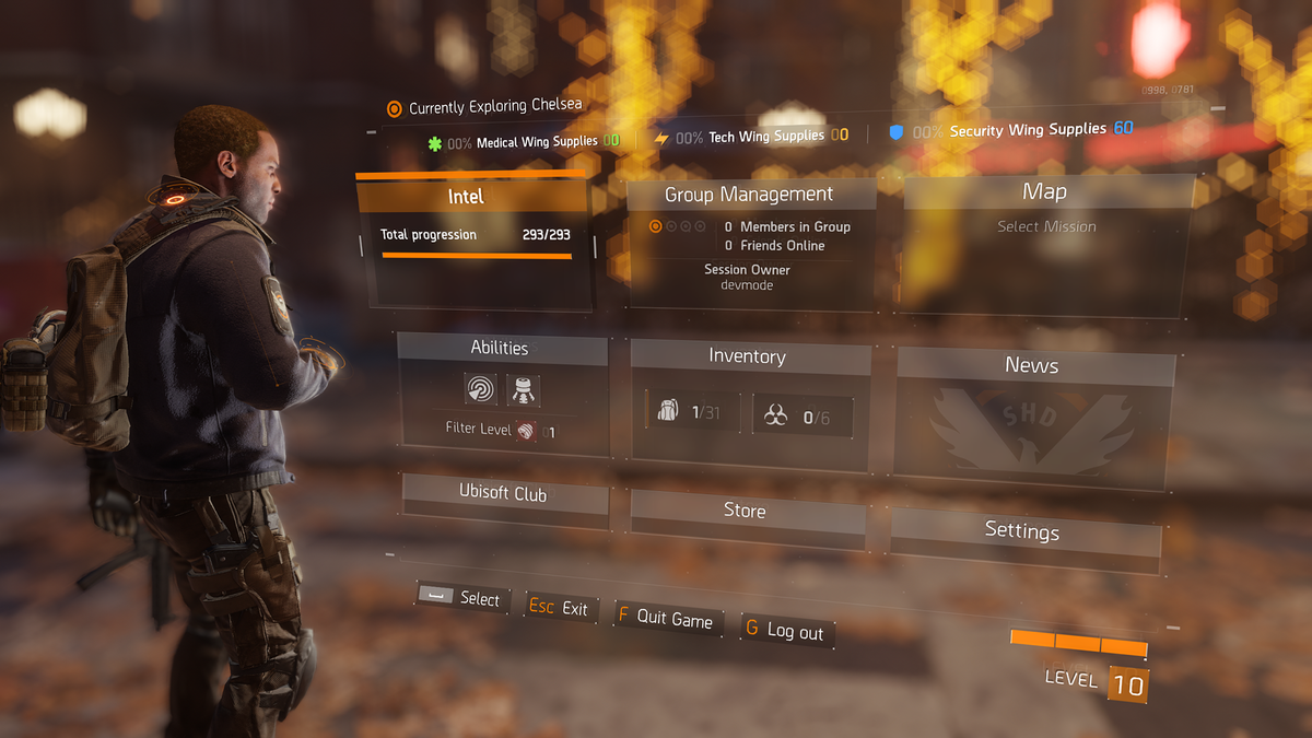 Ten Ton Hammer | The Division 2: Graphics Settings Guide (How To Get