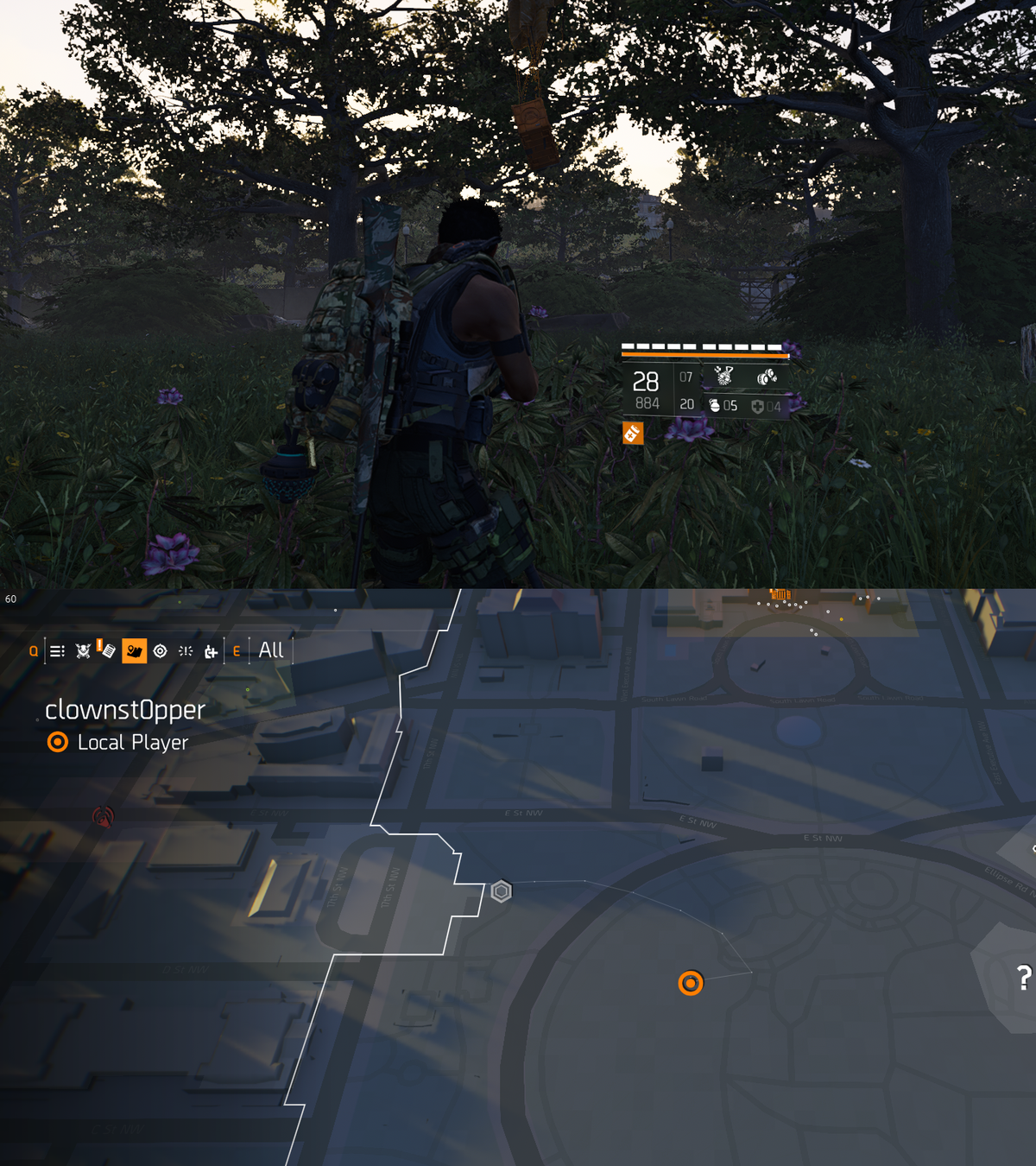 Ten Ton Hammer | The Division 2: 10 Easy Dye Locations