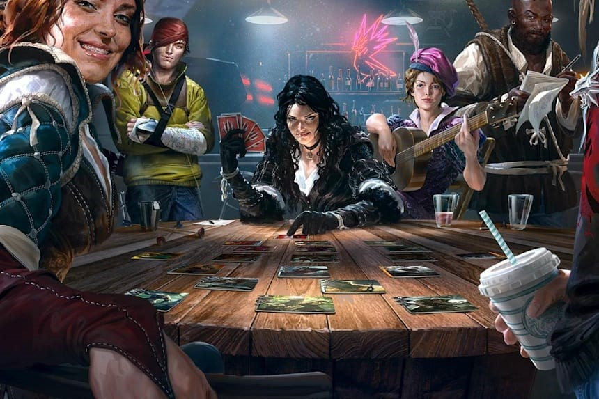 The Witcher card game: Gwent Developer Interview