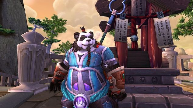 Panda monk 0 0