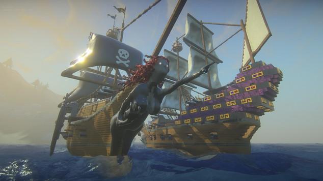 Landmark ships