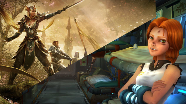 Eso vs wildstar hero img2