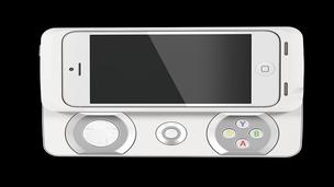 Rzr controller white v1 open