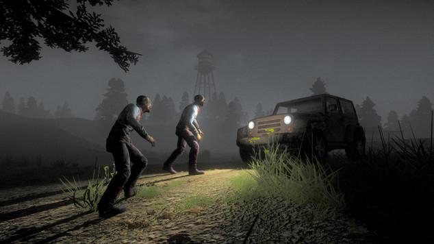 H1z1 zombieswalking
