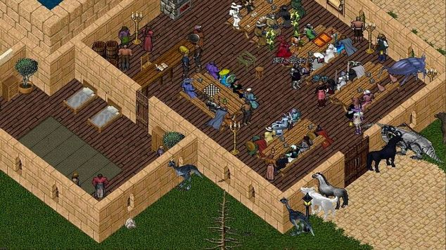 Ultima online hero image