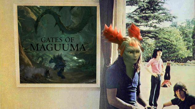 Gates of maguuma impressions