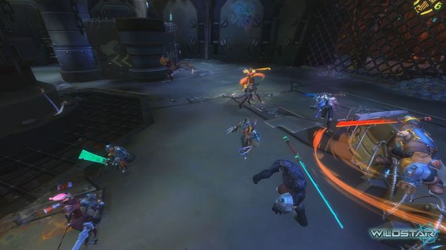 Wildstar pvp hero image
