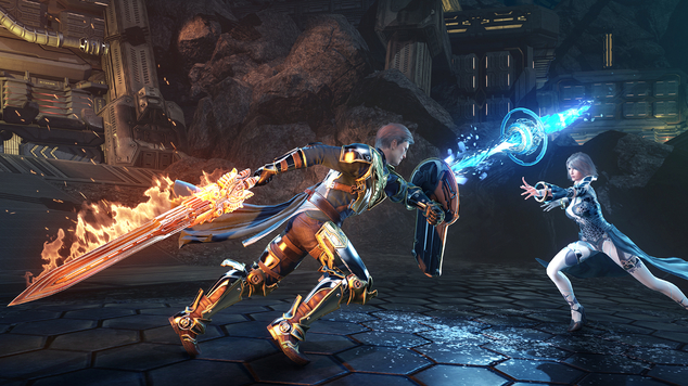 Skyforge pvp preview