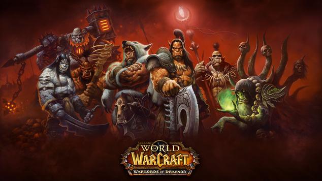Warlords of draenor logo