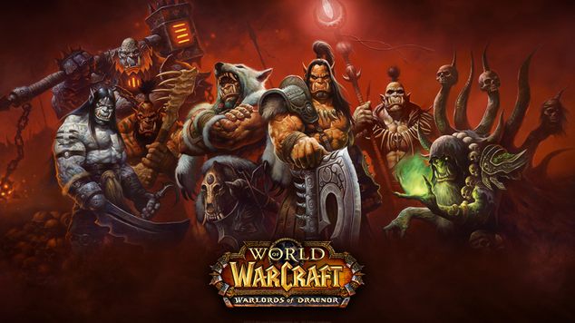 Warlords of draenor 1440x900