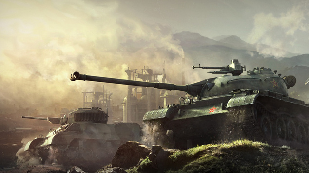 Worldoftanks campaign header