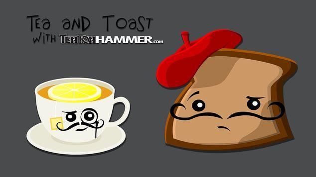 Tea and toast header