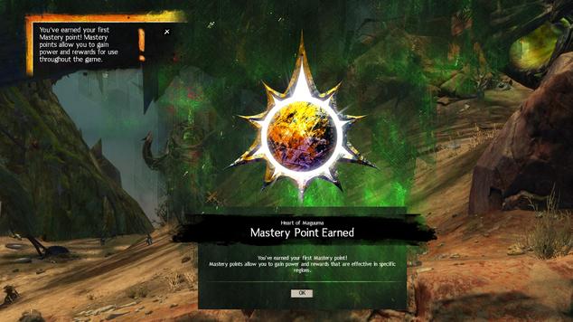 Gw2hot mastery point unlocked