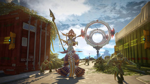 Skyforge hands on impressions