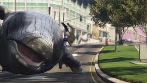 Whale drop gta5