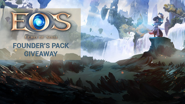 Echo of soul founders pack giveaway