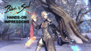 Bladeandsoul first impressions