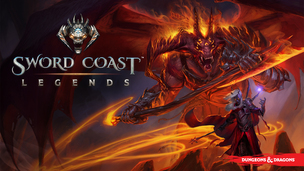 Sword coast legends key art