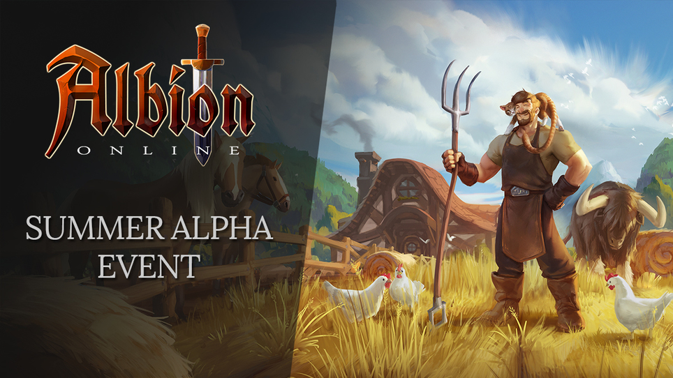 Albion online summer alpha