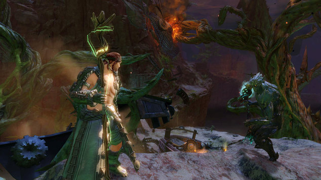 Ten Ton Hammer | Guild Wars 2: Druid Hands On Impressions
