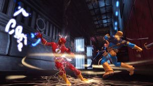 Flash dcuo hero