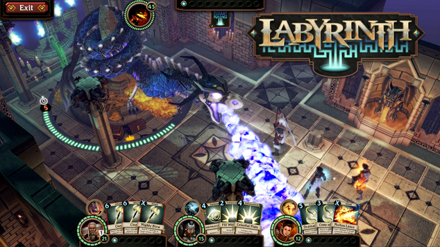 Labyrinth intro article title