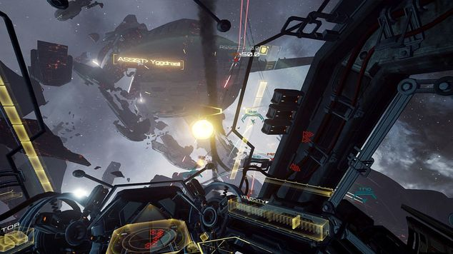 Eve valkyrie hero