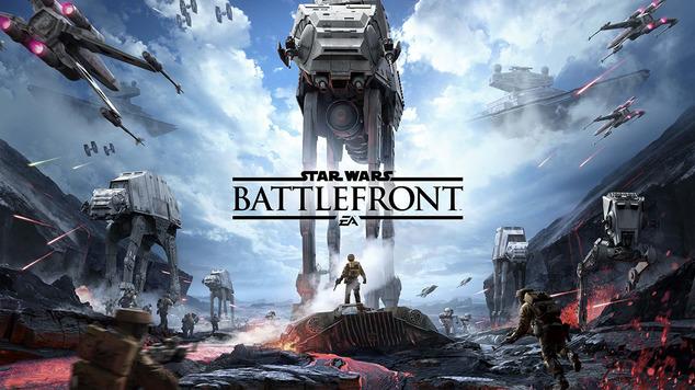Star wars battlefront 2015