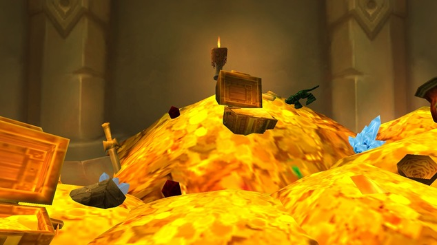 World of warcraft bank vault 0