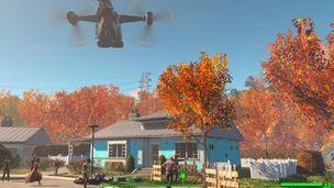 Fallout4 radar 0