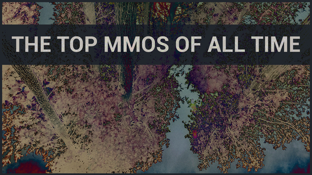 Top mmos of all time header