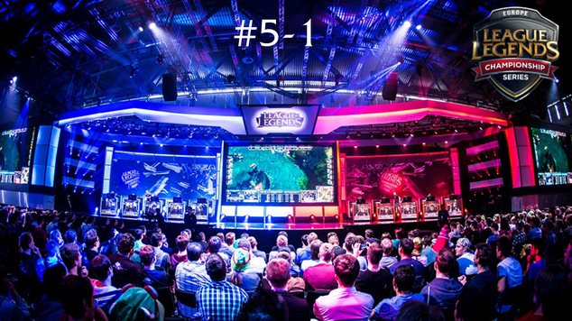 Eu lcs power rankings top5 title