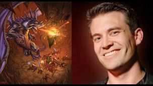Hearthstone featured deck kibler dragon warrior title